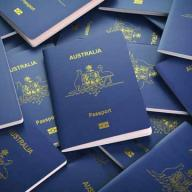 passports of australia background immigration or P6Z4MTT2